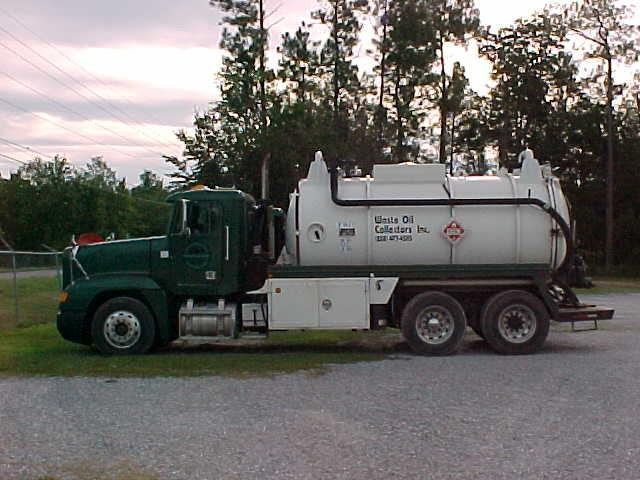 Waste Oil Pump Waste Oil Collectors Gautier