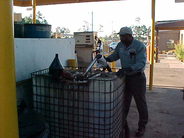 Waste Oil Disposal >> Waste Oil Collectors Gautier Mississippi